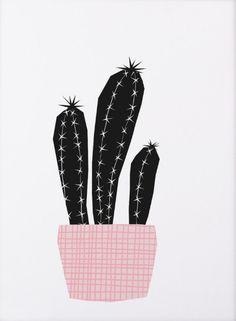 YoYostudio cactus print