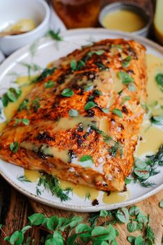 Fish Recipes, Seafood Recipes, Dinner Recipes, Healthy Recipes, Oven Dishes, Fish And Seafood, Main Meals, Good Food, Food And Drink