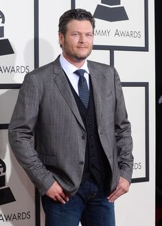 Blake Shelton's first post-divorce concert cut short by lightning - Jordan Strauss/Invision/AP