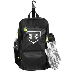 Shut Out Baseball/Softball Backpack