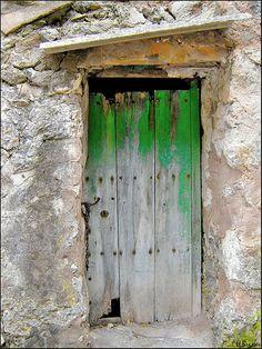 Tür - Door - Porta - Puerta