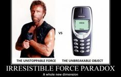irresistible force paradox - More at: Me Kago De Risa Help me Click Here!  #memes #lol #funny #jokes