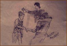 Draw together by Yasser Ansari