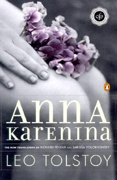 Anna Karenina  inspired by a friend who's reading this for the 3rd time prior to the movie!   haven't read it in over 40 years.   Tolstoy sure stands up to the test of time!