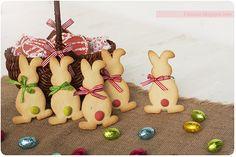 Cuinant: Galletas Conejitos de Pascua