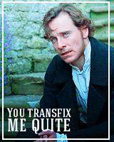 Michael Fassbender in Jane Eyre Jane Eyre 2011, Beautiful Film, Book Boyfriends, Eternal Love, Michael Fassbender, My Crush, Sassy, Gentleman, Crushes