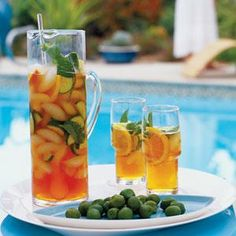 Pimm's Cup Recipe | MyRecipes.com