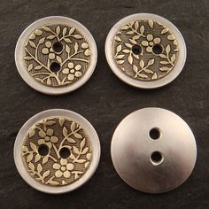 buttons by downtothewiredesigns, via Flickr