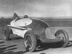 1932 catfish special indy racer