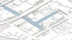 CIVIC architects - Harbor Studio Block - Amsterdam | GIF