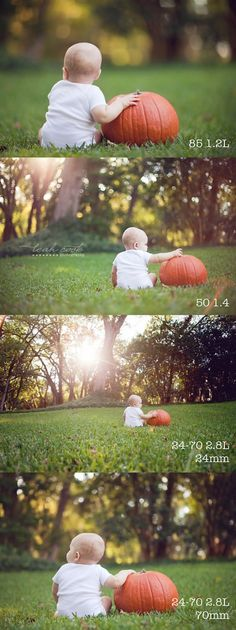 I love this! I was my nanas little pumpkin (born on Halloween) I have to do this! Even if I don't have a Halloween baby :)