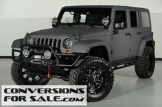 2013 Jeep Wrangler Unlimited Sahara Lifted