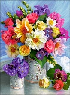 Send birthday flowers from a real Roanoke, VA local florist. George's Flowers has a large selection of gorgeous floral arrangements and bouquets. We offer flower deliveries for birthday flowers. Bright Flowers, Exotic Flowers, My Flower, Spring Flowers, Flower Art, Beautiful Flowers, Spring Bouquet, Flowers Gif, Elegant Flowers