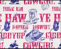 Yee HaW PiNK/PuRPLe RoCKiN BaBy BeDDiNg by ITBURNSBABY on Etsy