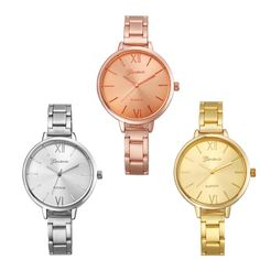 Relojes Mujer 2016 Fashion Geneva Watch Women Narrow Width Stainless Band Wist Watches Relogio Reminino Montre Femme #>=#>=#>=#>=#> Click on the pin to check out discount price, color, size, shipping, etc. Save and like it!