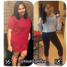By taking her journey one day at a time and making healthy habits part of her routine, she has transformed. She found inspiration in the success stories of women who started at the same size she was.