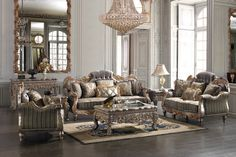 Homey Design Living Room Set HD-287