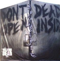 walking dead zombie birthday party invitation by CWDesignsx2, $8.00