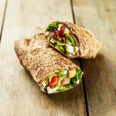 food photography of Vital Ingredient wrap  by Stephen Conroy London Food…