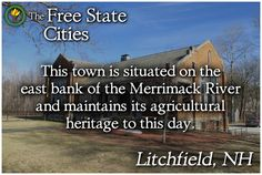 Find out more about Litchfield, New Hampshire​ at The Free State! http://freestatenh.org/encyclopedia/cities/litchfield