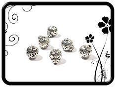 Guru gyöngy - fém - 1 darabos - sztupával Bobby Pins, Hair Accessories, Stud Earrings, Beads, Jewelry, Beading, Jewlery, Jewerly, Stud Earring