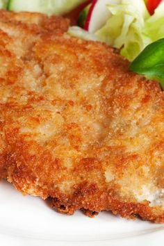 Easy and Delicious Ranch Parmesan Chicken 6 boneless chicken breast 1 cup dry bread crumbs cup parmesan cheese 1 tsp seasoning salt tsp black pepper, ground tsp garlic powder 1 cup prepared ranch salad dressing cup butter, melted Ranch Parmesan Chicken, Chicken Parmesan Recipes, Recipe Chicken, Baked Chicken, Crusted Chicken, Chicken Land, Butter Chicken, Parmesan Crusted, Italian Chicken