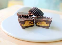 3 Ingredient Microwave Peanut Butter Cups are a quick and easy copycat dessert recipe that's sure to please. This is definitely one of the best homemade candy recipes around.