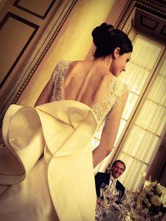 #wedding #bride #antonioriva #collezionesposa #collezione2014 #hautecouture #couture #bridalfashion #madeinitaly #fashion #nozze #matrimonio #weddingdress #abitidasposa #sposa