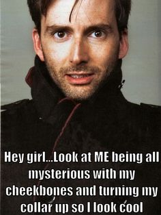 sherlock and doctor who hey girl meme
