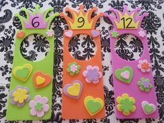 Baby girl clothes size dividers