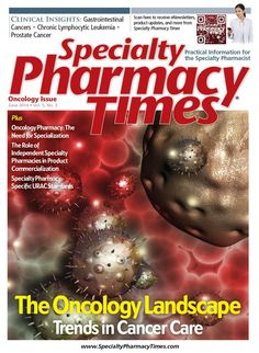 Oncology Pharmacy: The Need for Specialization in Specialty Pharmacy - See more at: http://www.specialtypharmacytimes.com/publications/specialty-pharmacy-times/2014/june-2014/Oncology-Pharmacy-The-Need-for-Specialization-in-Specialty-Pharmacy#sthash.BJhjT3WX.dpuf May/June 2014