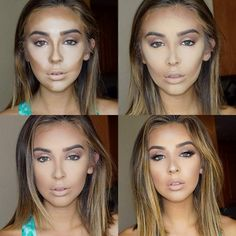 Face Makeup Ideas: Choose Your Perfect Look ★ See more: https://makeupjournal.com/face-makeup-ideas/