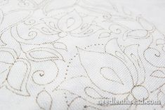 Secret Garden Embroidery: Can Carelessness Pay Off? – Needle'nThread.com