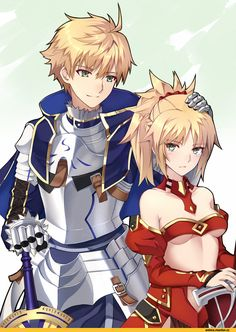 Anime,Аниме,Saber of Red,Fate/Apocrypha,Fate (series),Fate (srs),Saber (Fate/prototype),Fate/Prototype,shiguru