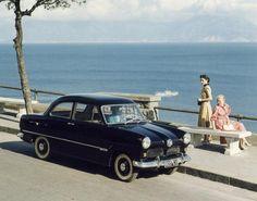 1952/59 Ford Taunus 12 M, type P1