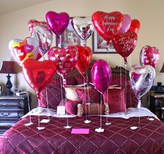 valentines day surprise girlfriend