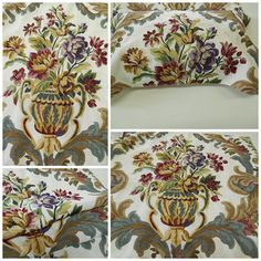 Lee Jofa-Luxury Fabric-Mulberry Home-Rococo