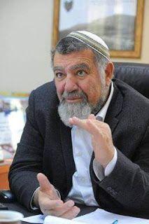 الانتفاضة الفلسطينية الثالثة: #صورة المجرم غرشون مسيكا رئيس مجلس مستوطنات الض...