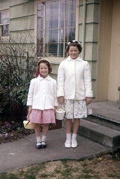 Vintage Easter- 1959