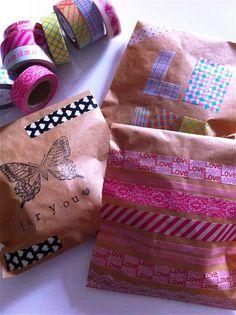 Handmade and Happiness: wrap