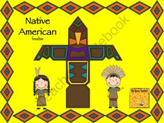 Native American Freebie from TheBeezyTeacher on TeachersNotebook.com -  (4 pages)  - Enjoy this Native American Freebie.
