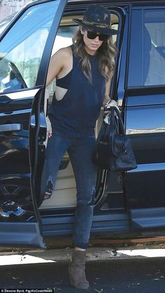 nikki reed. love her style.