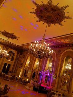 The Gold Ballroom at Hotel du Pont