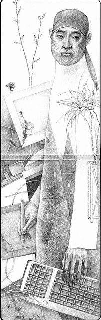 It's a small world by Gustav Klim