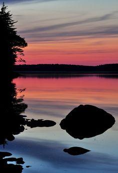 Kejimikujik Lake in Canada | Stunning Places #Places