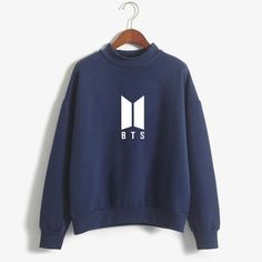 Cheap hoodies for women, Buy Quality kpop bts hoodie directly from China bts hoodie Suppliers: Dandeqi Kpop BTS Hoodies For Women Men Bangtan Boys Letter Printed Fans Supportive BTS Album Hoodie Moletom Drop Shipping Bts Hoodie, Hoodie Sweatshirts, Printed Sweatshirts, Hoodie Outfit, Sweatshirts Online, Moda Kpop, Modele Hijab, Turtleneck Sweatshirt, Sweater Jacket
