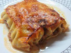 Cookbook Recipes, Cooking Recipes, Lasagna, Spinach, Spaghetti, Pasta, Sweets, Ethnic Recipes, Food