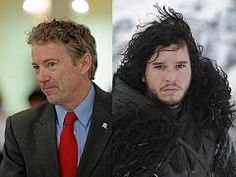 """In PATRIOT Act Fight, Rand Paul Is the Jon Snow of Congress"""