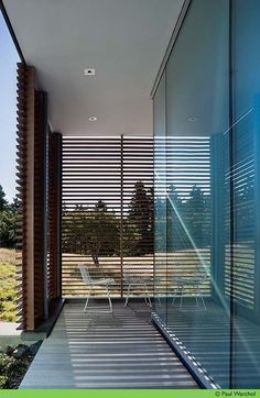 Debating louvers like this for our front porch... if only the actual house looked as nice.