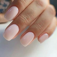 Faded pink color for nails - ChicLadies.uk - Faded pink color for nails – ChicLadies.uk Faded pink color for nails – ChicLadies. Nude Nails, Pink Nails, Acrylic Nails, Coffin Nails, Neutral Gel Nails, Neutral Nail Designs, Color For Nails, Nail Colors, Sinful Colors